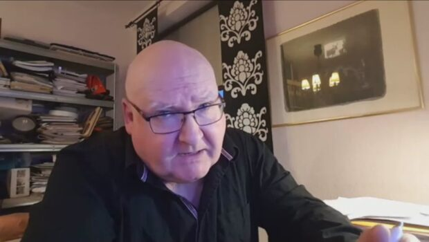 Bara Politik: 21 november - Intervju med Torbjörn Ekelund