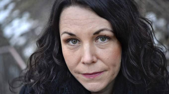 Maria Sveland, författare. Foto: Anders Wiklund / Scanpix