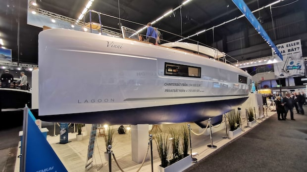 Allt fler svenskar köper lyxbåtar