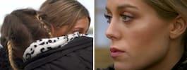 Biancas känslostorm inför  mötet – som tittarna inte fick se