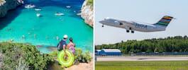 Sydsverige får nytt direktflyg till Mallorca i sommar