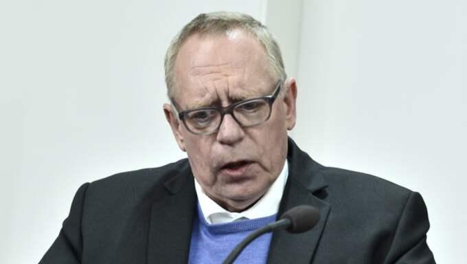 Anders Bergström satt i en rad olika styrelser och kommittéer. Bland dessa kan nämnas ordförande i Kommunals a-kassa, ledamot i styrelsen för Riksbyggen liksom Folksams försäkringskommitté. Foto: Claudio Bresciani/TT