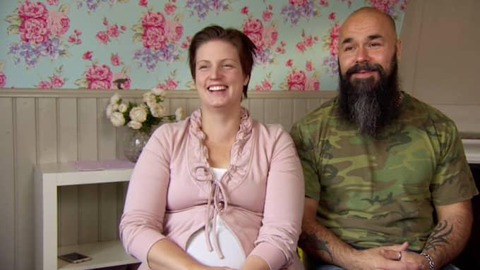 Matilda och Sami Nikula får snart sitt tionde barn.