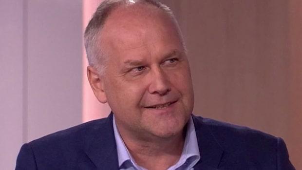 """Jonas Sjöstedt om beslutet: """"Det är ett tungt uppdrag som sliter"""""""