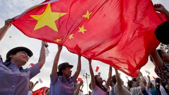 Sverige snoozar medan Kina tar över världen