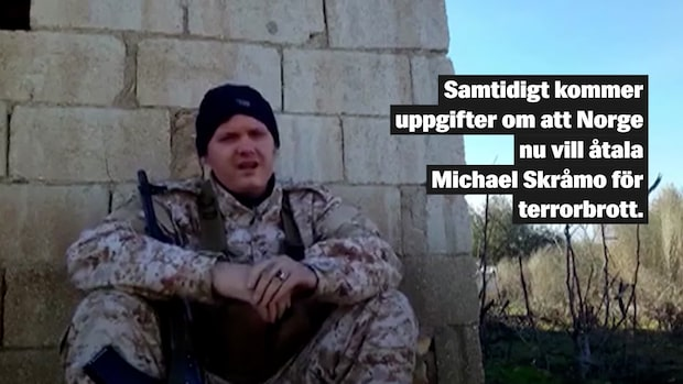 Svenska IS-terroristen gripen– ska ha kapitulerat