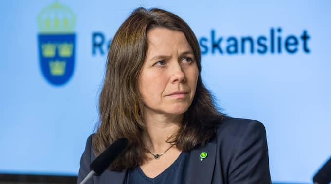 Åsa Romson Foto: (C) Pelle T Nilsson