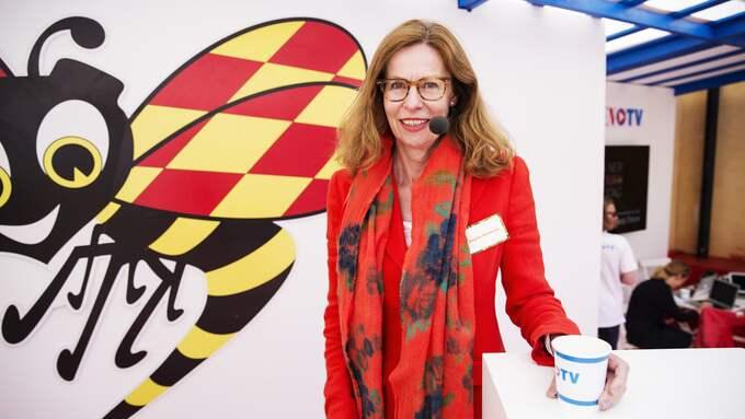 Birgitte Bonnesen är sedan våren 2016 vd och koncernchef för Swedbank. Foto: LISA MATTISSON EXP / LISA MATTISSON EXP