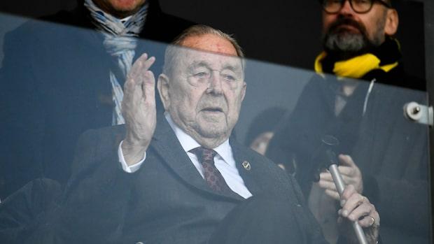 Lennart Johansson är död – blev 89 år