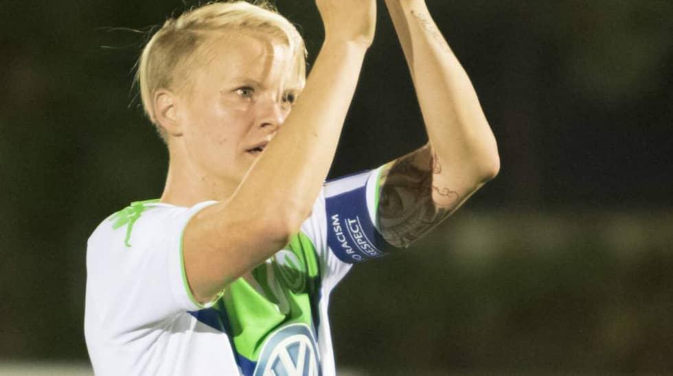 Fischer har varit tre och ett halvt år i Wolfsburg och kan tänka sig en förlängning.