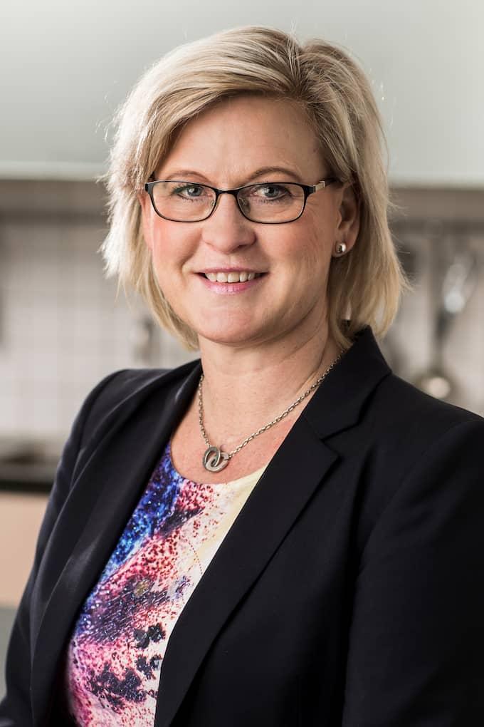 Maria Sitell, talesperson på Brödinstitutet, menar att ett skifte i hur vi lever är nödvändigt.