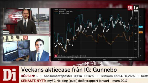 Erik Hansén om Gunnebo