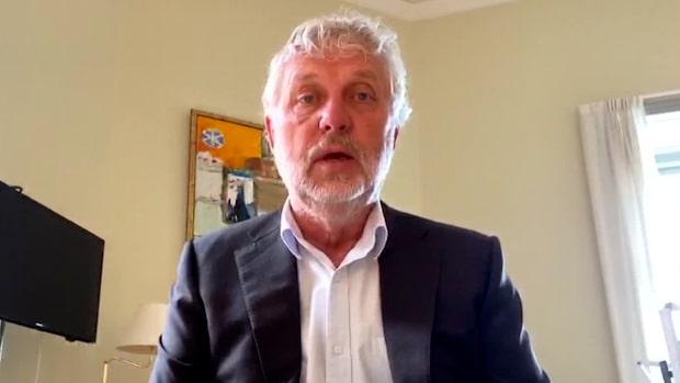 """Peter Eriksson: """"Vi är på väg att få en hungerepidemi"""""""