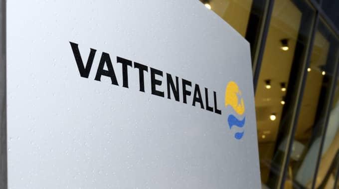 Vattenfall har beslutat att 40 arbetstillfällen ska flyttas av besparingsskäl. Foto: Maja Suslin/Tt / TT NYHETSBYRÅN