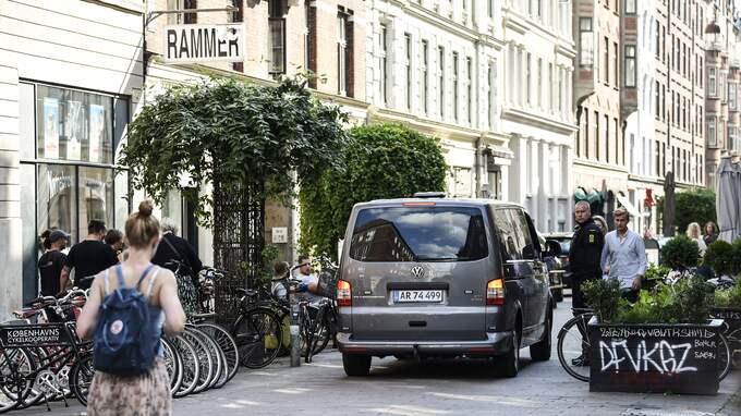 Här på Nörrebro i Köpenhamn har LTF sitt fäste. Gängets medlemmar har bland annat skjutit mot andra i det här området. Foto: JENS CHRISTIAN / EXPRESSEN/KVÄLLSPOSTEN