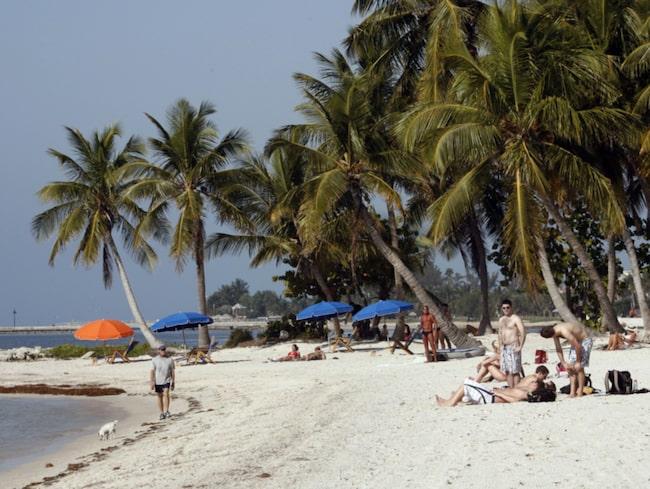 <span>Key West erbjuder fina stränder.</span>