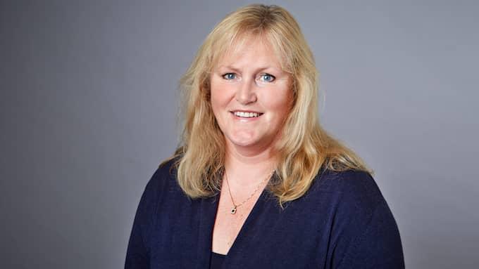Maria Rydén (M), oppositionsråd i Göteborg. Foto: THOMAS CARLGREN