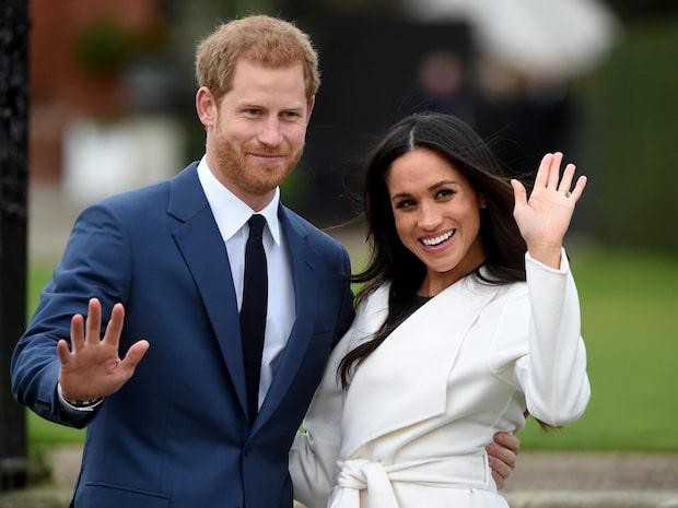 Prins Harry och Meghan Markle har officiellt fått sina titlar