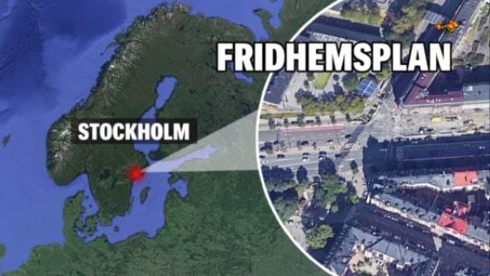 Per Fahlström om skottlossningen vid Fridhemsplan