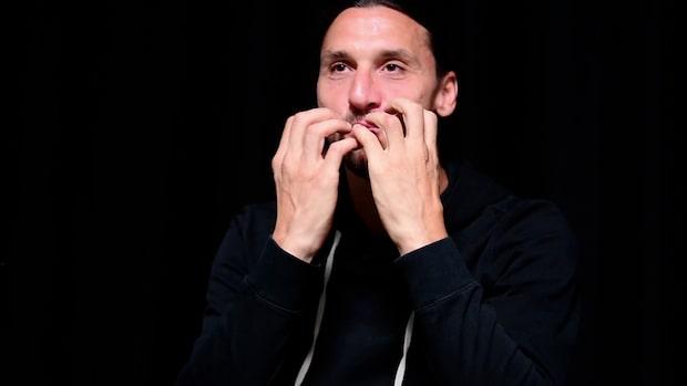 """Zlatan: """"Mino matade mig med kakor"""""""