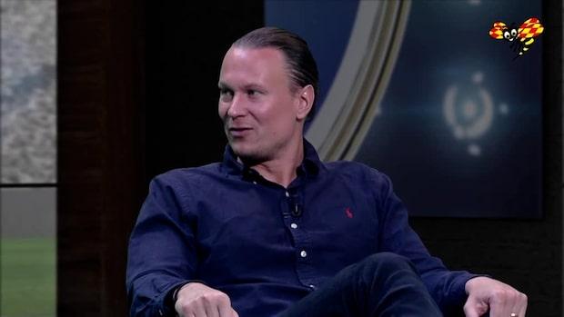 """Daniel Kristoffersson: """"Extremt svår att ersätta"""""""