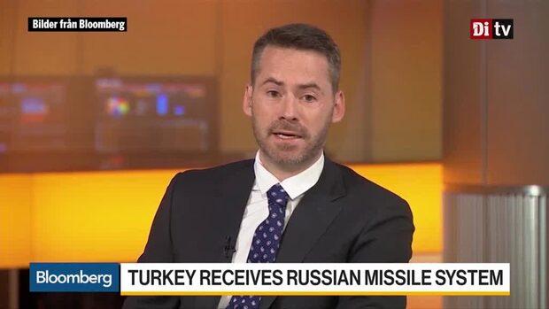 Världens affärer 13:30 - Turkiet får ryskt missilsystem