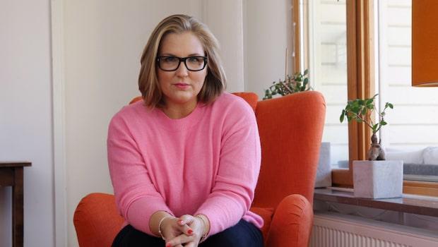 Hulda Andersson om sitt liv med endometrios