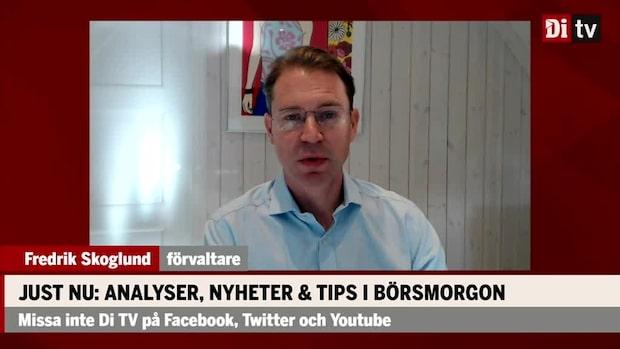 Fredrik Skoglund om nya livet efter Länsförsäkringar – det gör han nu