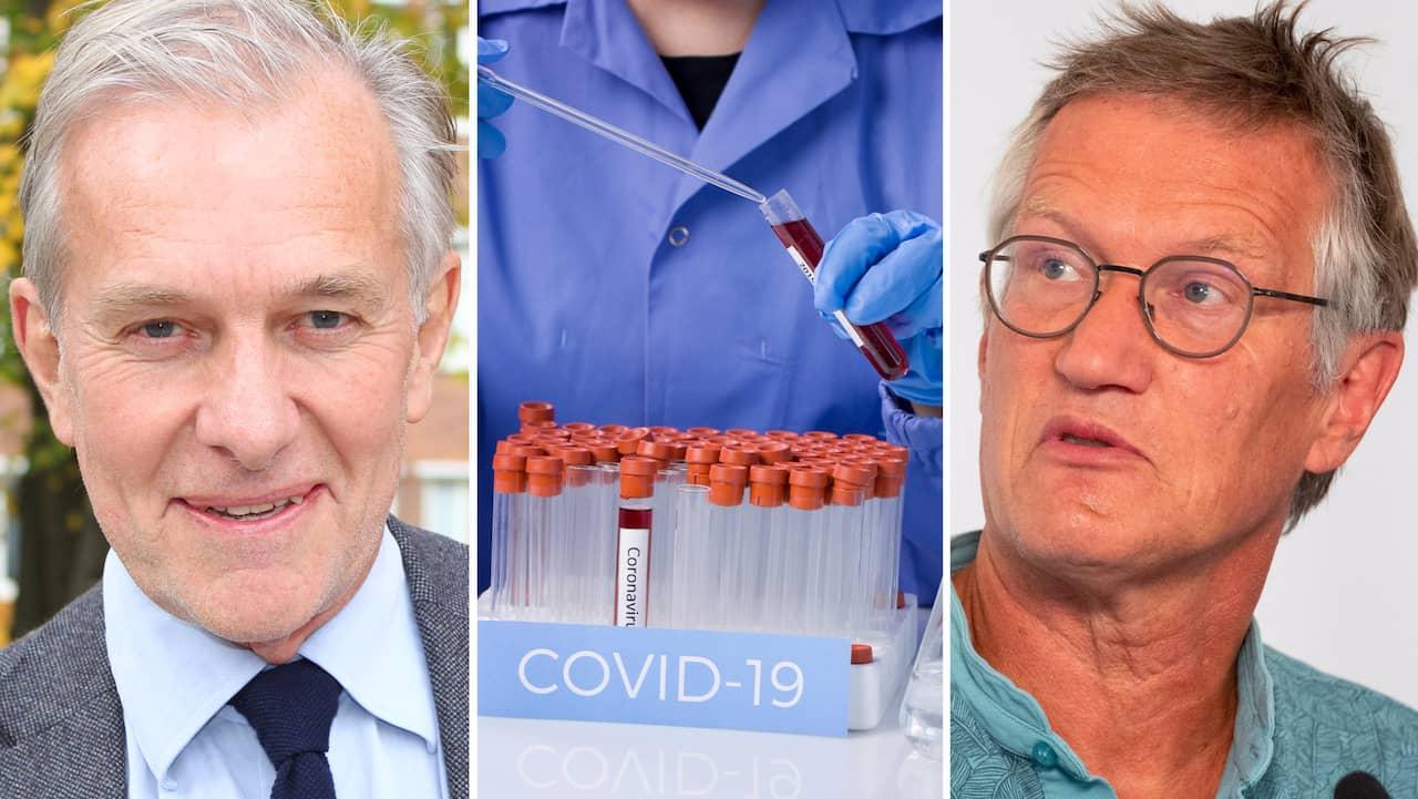 Experternas kritik mot svenska masstesterna