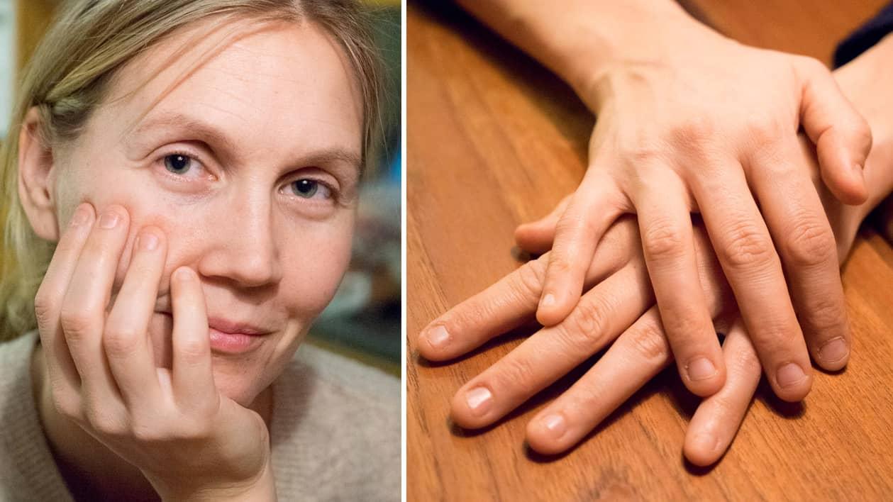 sluta bita på naglarna tips