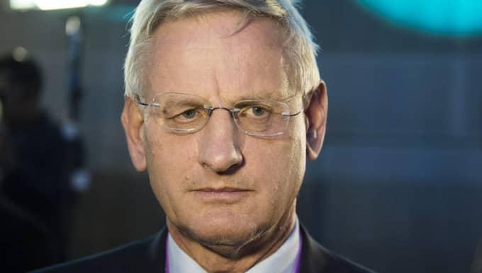 Uppgifterna bekräftas för Expressen.se av utrikesminister Carl Bildt. Foto: Anna-Karin Nilsson
