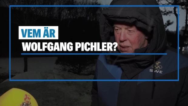 Vem är Wolfgang Pichler?