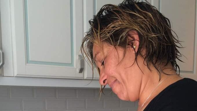Hon erbjöd henne att jobba med att städa och laga mat i hennes hem. Foto: Privat