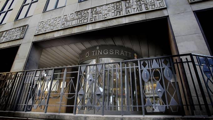 Rättegången i Malmö tingsrätt väntas pågå åtta till tio dagar, enligt åklagaren. Foto: RONNY JOHANNESSON