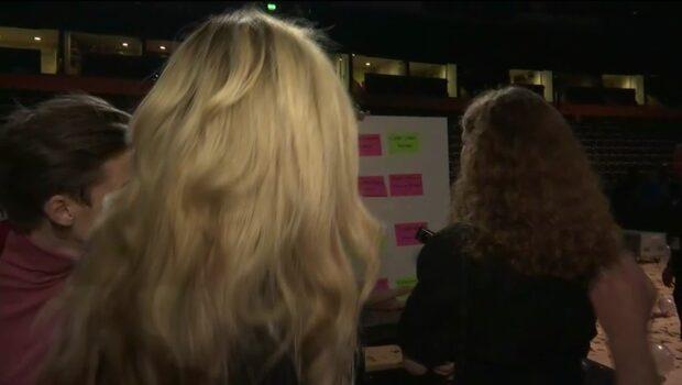 Duellerna inför finalen i Melodifestivalen