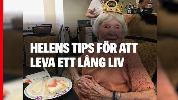 Helens tips för ett lång liv