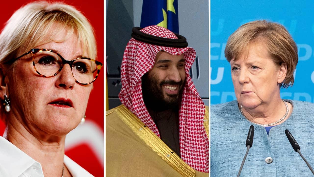 Ambassador kvinnor i saudiarabien ar bortskamda