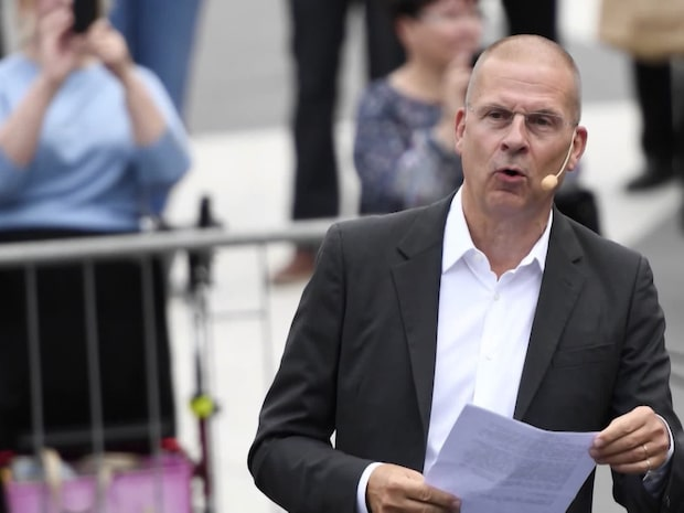 Stadsteatern berättar om sorgen efter Benny Fredrikssons död