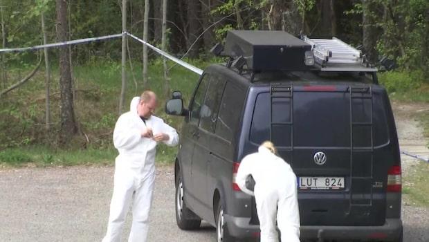Person hittad död – misstänkt mord