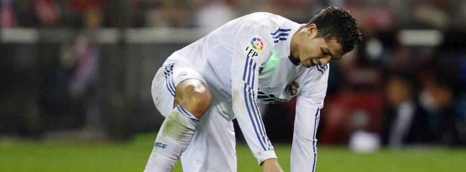 Messi uppges skadad problem med laret