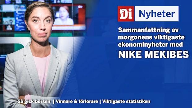 Di Nyheter: Stockholmsbörsen i sidled - Sectra klättrar på rapport