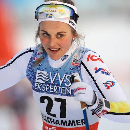 Stina Nilsson. 10