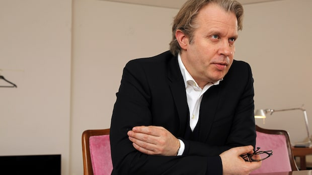 Dramatens vd Eirik Stubø avgår