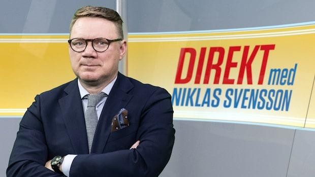 Direkt med Niklas Svensson - se hela programmet 31/10 2019