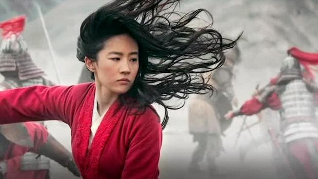 Kina förbjuder medier att skriva om Mulan