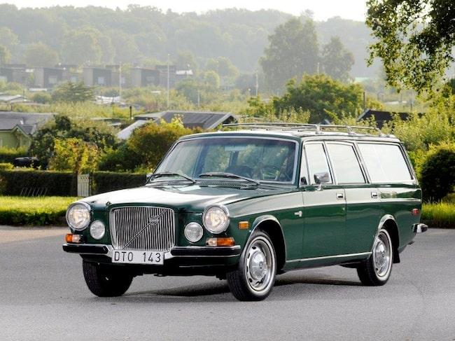 Volvo 165 – lyxkombin som bara finn i ett enda exemplar. Nu kan den bli din.