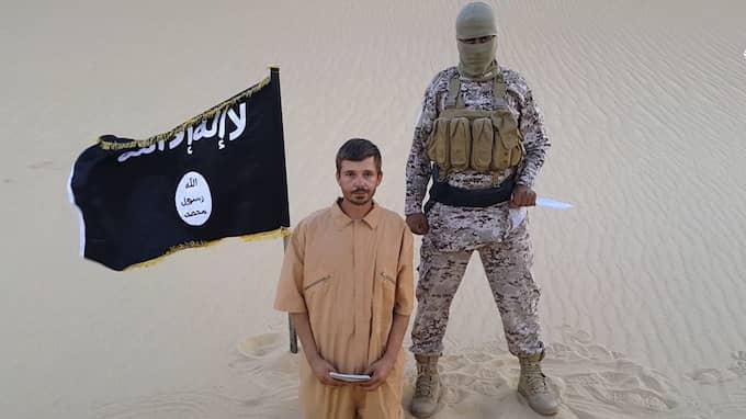 REN ONDSKA. Bara ett av alla offer: Tomislav Salopek kidnappades och halshöggs av Islamiska staten. Foto: AP