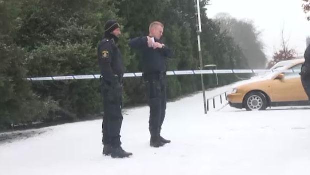Läget för skjutne vaktmästaren är nu stabilt