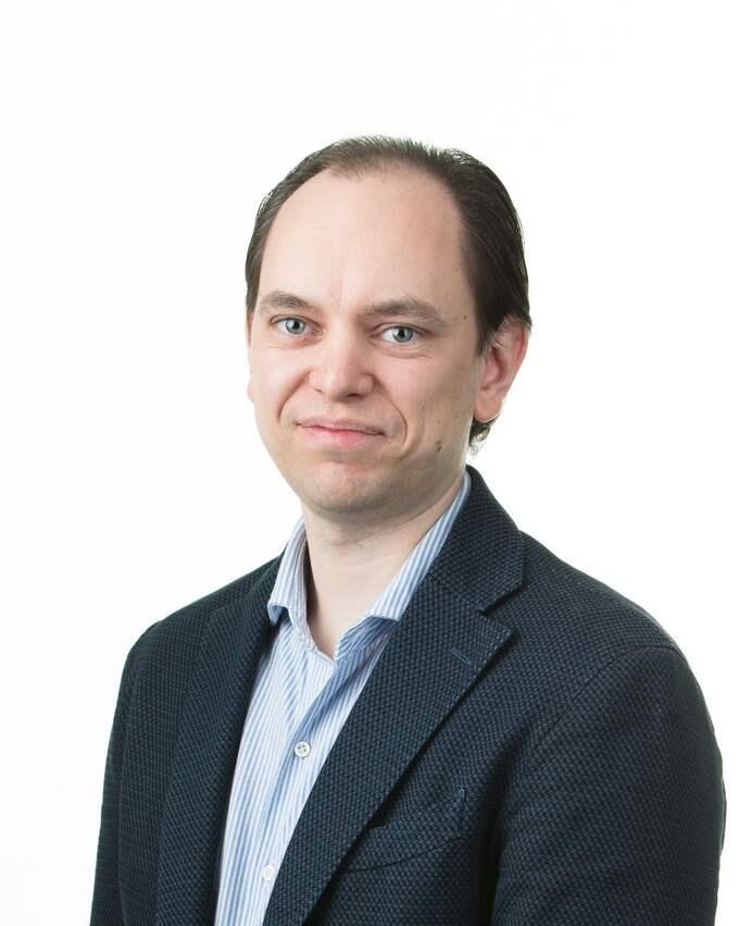 Erik Bergh, analytiker vid Handelns utredningsinstitut,HUI. Foto: Handelns utredningsinstitut, HUI