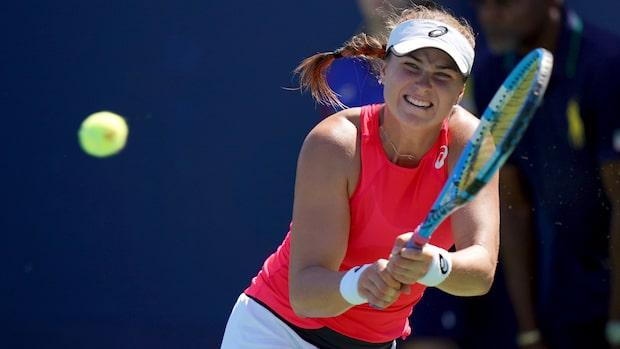 Första WTA-titeln för Rebecca Peterson